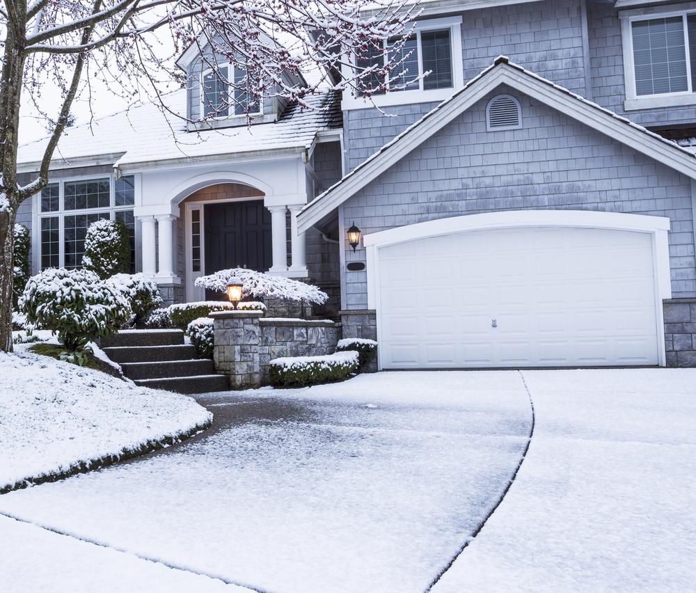 Does My Garage Need Winter Maintenance? American Garage Door