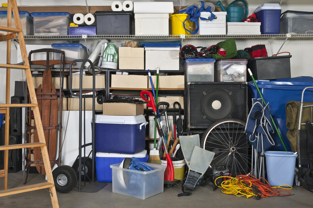 What can you safely store in your garage?