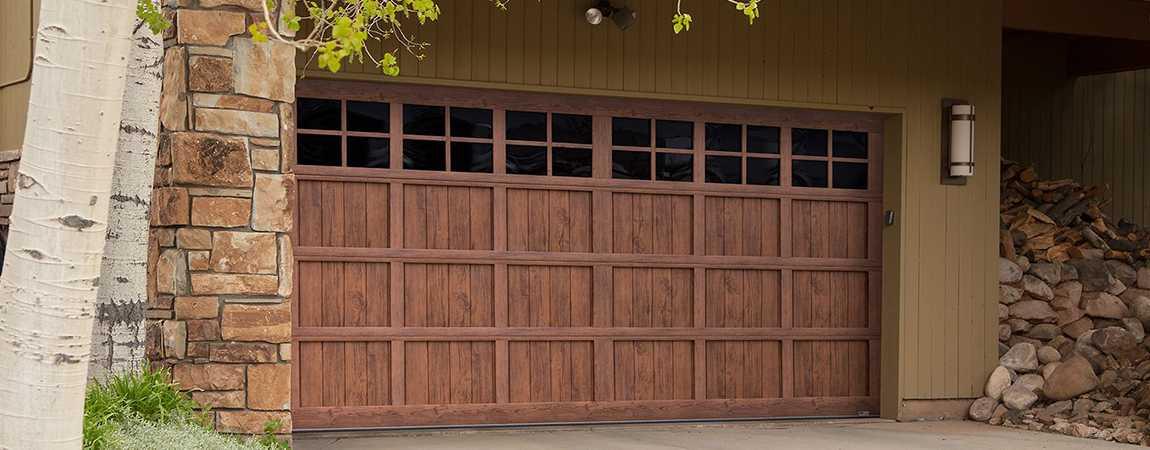 Martin Pinnacle Steel Door