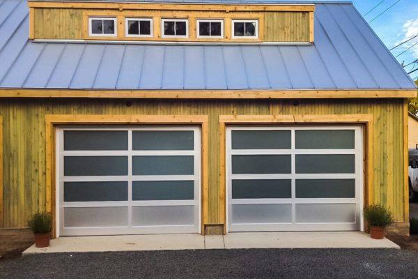 when to replace garage door