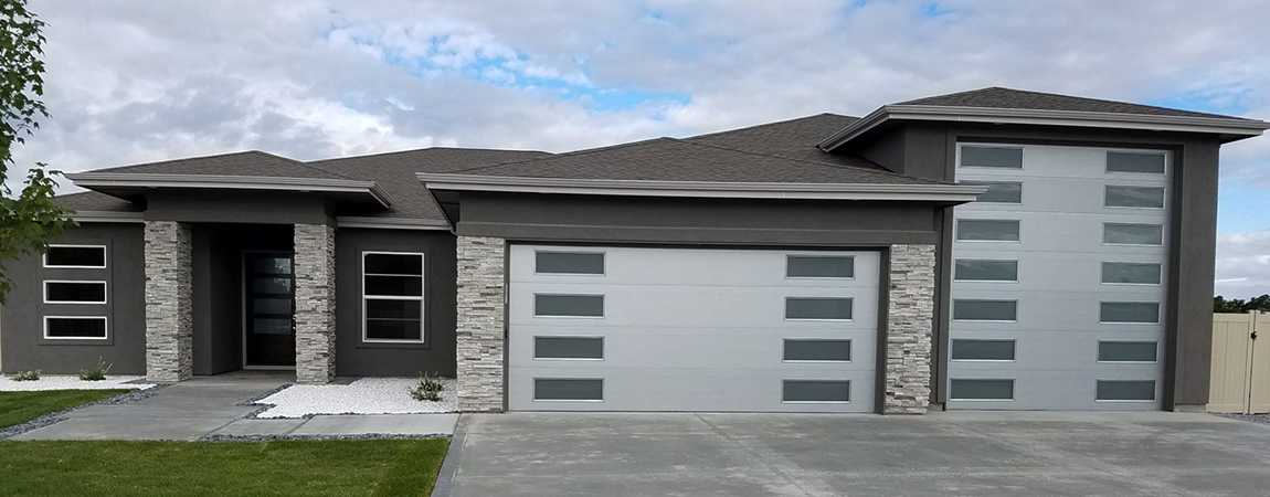Residential garage doors denver american garage door for Abc garage doors houston