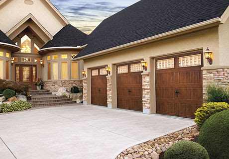 What Garage Styles Match My House? - Carriage Style