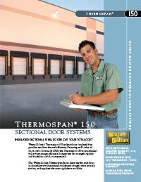 Wayne Dalton Thermospan 150 Brochure