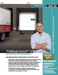 Wayne Dalton Thermospan 200 Brochure